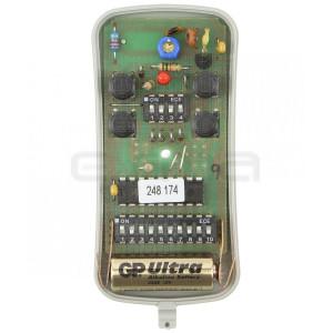 ALLMATIC ASMX4 Remote control
