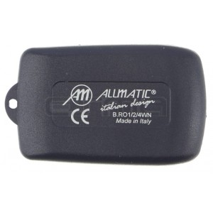 ALLMATIC B.RO1/2/4WN remote control
