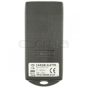 CARDIN S738-TRQ738200 27.195 MHz