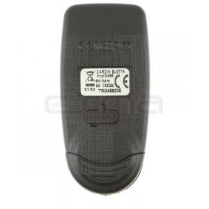 CARDIN S486-QZ2 red TRQ486200
