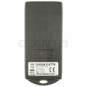 CARDIN TRQ738400 remote