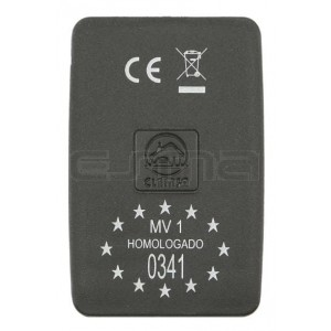 CLEMSA MasterCODE MV-1 remote