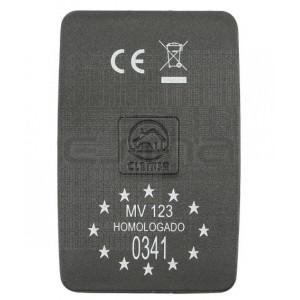 CLEMSA MasterCODE MV-123 remote