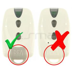 DEA MIO TR2 Remote control