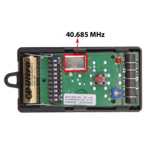 DICKERT MAHS40-01 remote
