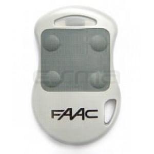 Garage gate remote control FAAC DL4-868SLH