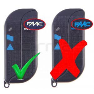 FAAC TML2-868-SLH LR Remote