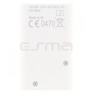 FAAC XT4 433 SLH remote control