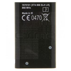 FAAC XT4 868 SLH Black - remote