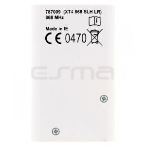FAAC XT4 868 SLH remote