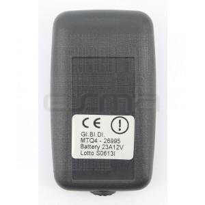 GIBIDI MTQ4 26.995 MHz Remote