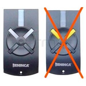 beninca_t2wv Garage gate remote