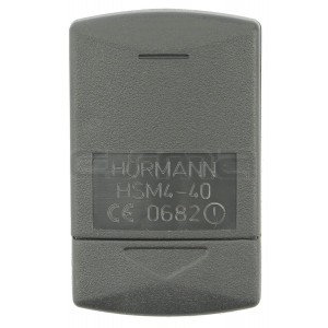 HÖRMANN HSM4 40 MHz remote