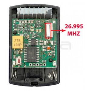HÖRMANN HSM4 26.995 MHz Remote control