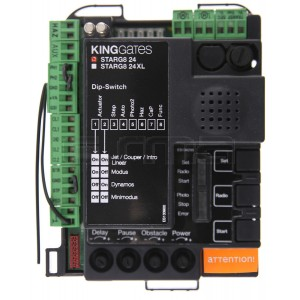KING-GATES STARG8 24 Control unit