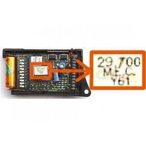 PRASTEL KMFT4P 29.700 MHz Remote