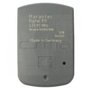 Garage gate remote control MARANTEC D313-433
