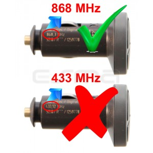 MARANTEC Digital 323-868 Remote