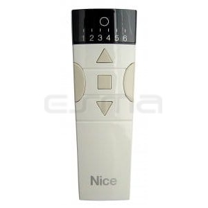 NICE ERGO 6 Remote control