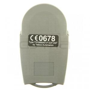 Tousek RS 868-TXR4 Remote