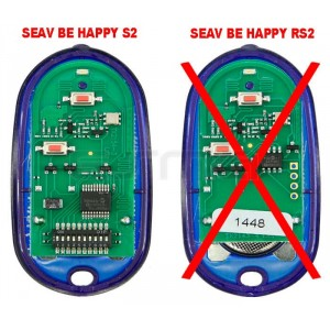 SEAV Be-Happy-S2 Remote control