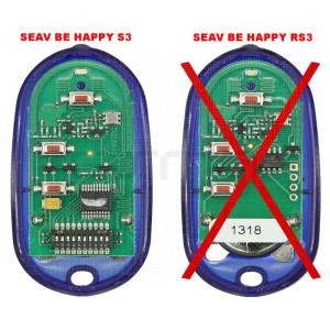 SEAV Be-Happy-S3N Remote control