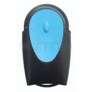 Garage gate remote control TELECO TXR-433-A01 blue