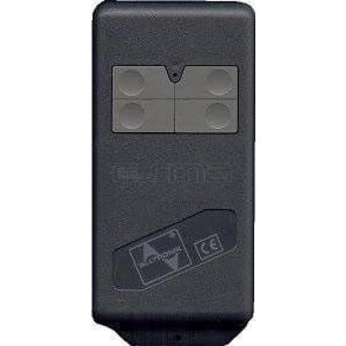 Mando garaje ALLTRONIK S406-4 27.015 MHz