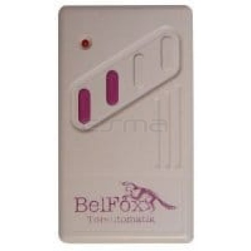 BELFOX DX 40-2 remote control