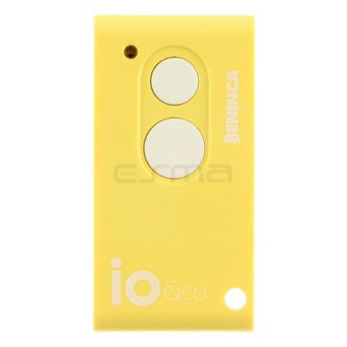 BENINCA IO YELLOW Remote control