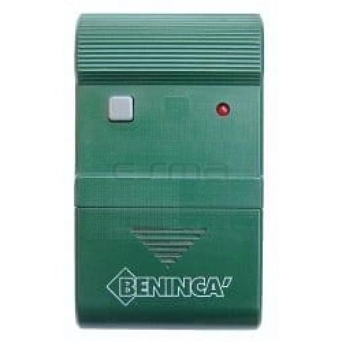 Garage gate remote control BENINCA LOTX1W