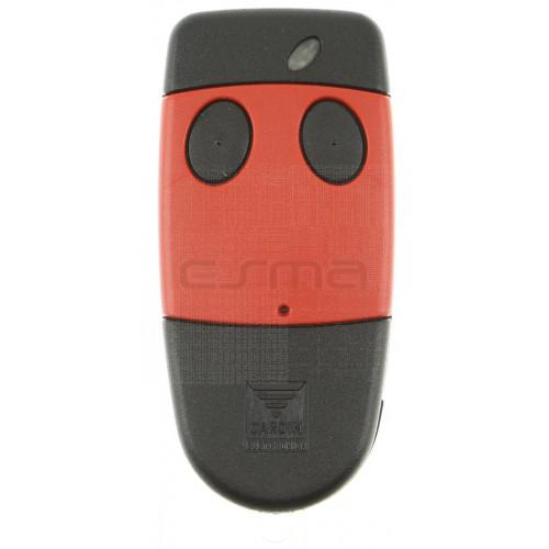 CARDIN S486-QZ2 red remote control