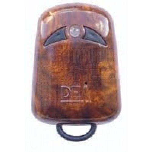DEA GENIE wood Remote control