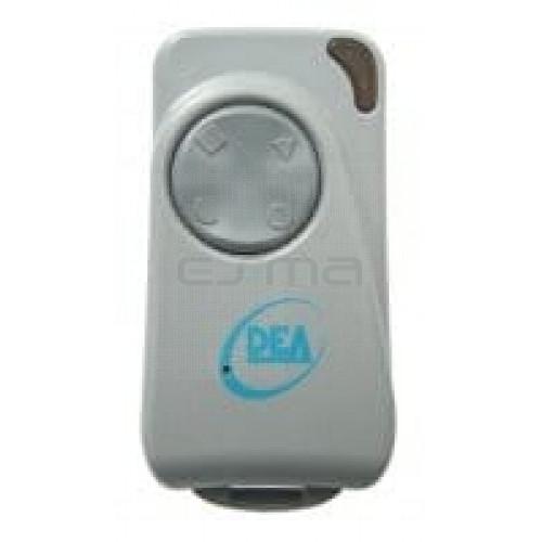 DEA PUNTO-4 Remote control