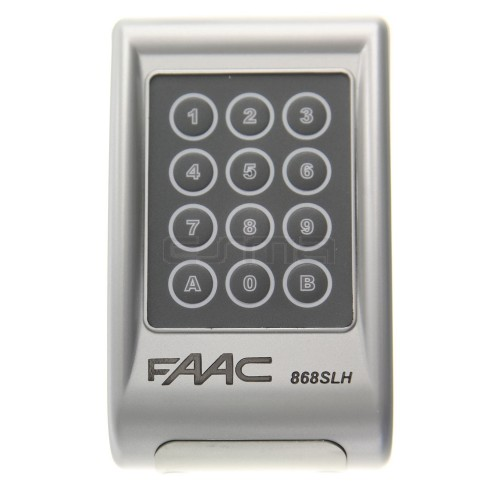 FAAC KP 868 SLH Digital Keypad