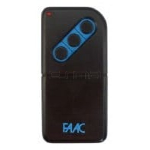 Garage gate remote control FAAC T31-3