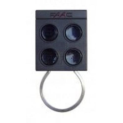 Garage gate remote control FAAC T4 868 SLH