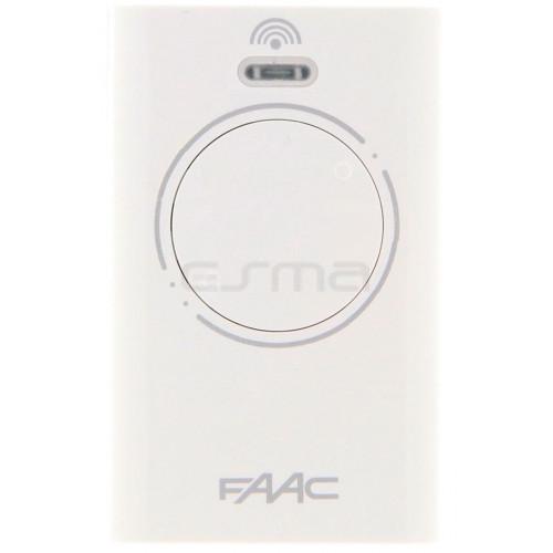 FAAC  XT2 433 SLH remote control - self-lerning