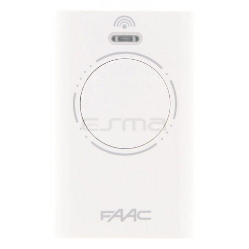 FAAC XT4 433 SLH remote control - self-lerning