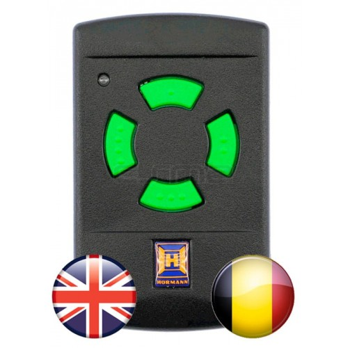 HÖRMANN HSM4 26.995 MHz Gate remote