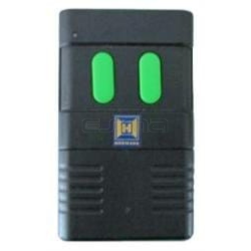 Garage gate remote control HÖRMANN DH02 27.015 MHz