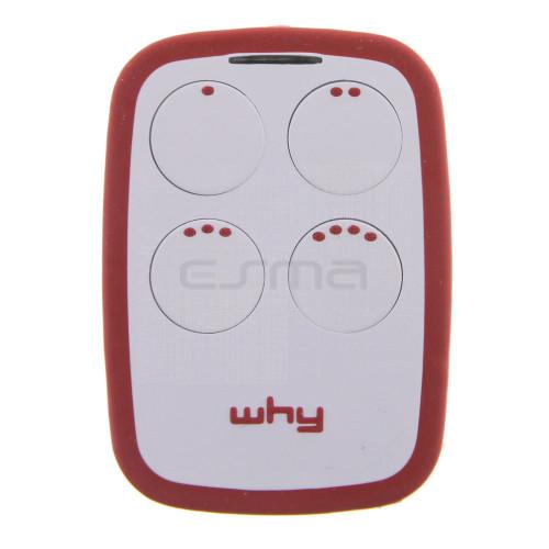 SICE WHY2 EVO red Remote control