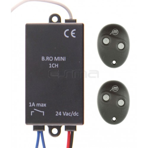 Receiver kit ALLMATIC B.RO mini B.ROSTAR