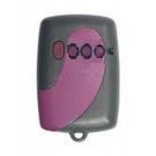 Garage gate remote control V2 TRR4 PURPLE