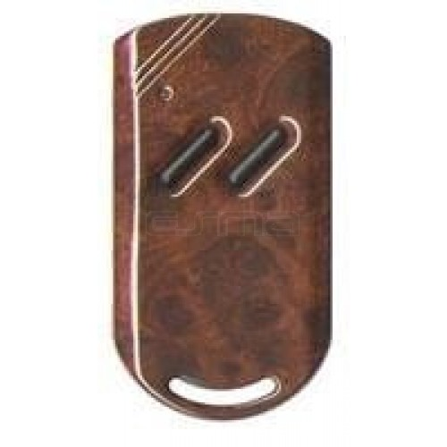 Garage gate remote control MARANTEC D212 wood-433