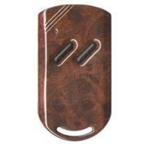 Garage gate remote control MARANTEC D212 wood-433
