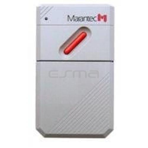 MARANTEC D101 27.095MHz red Remote control