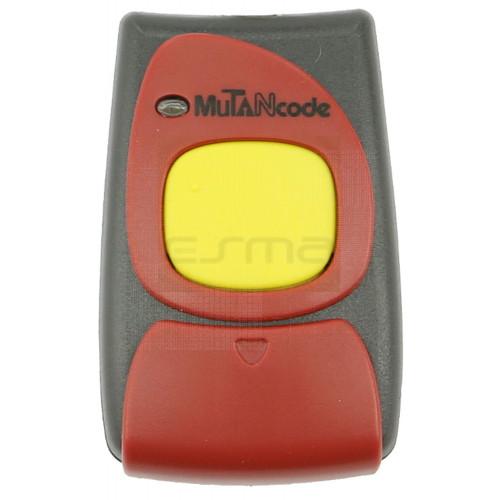 Remote control CLEMSA MUTANCODE T1