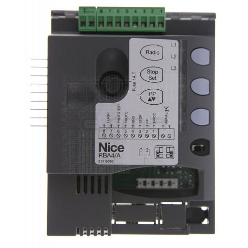 NICE RBA4/A Control panel
