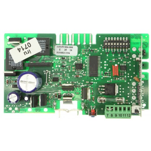 SOMMER Sprint - duo control panel